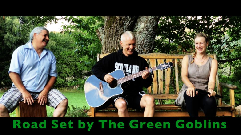 The Green Goblins Demoset