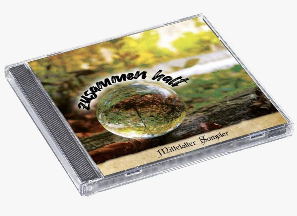 Mittelalter Sampler Zusammen halt CD